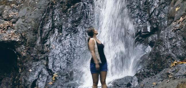 Travelibro Travel Blog Experiencing El Encanto Waterfall Costa Rica La Fortuna The Paradise Blogger Angelica Troeder