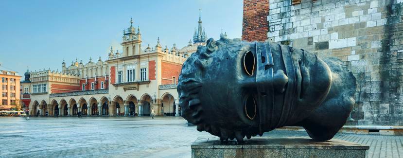 Travelibro Travel Blog Best Cities for Art Lovers Krakow Poland