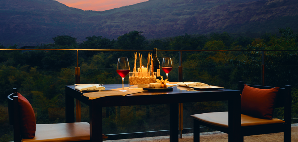 Travelibro Travel Blog Five Tranquil Resorts Around Mumbai Hilton Shillim Estate Retreat and Spa