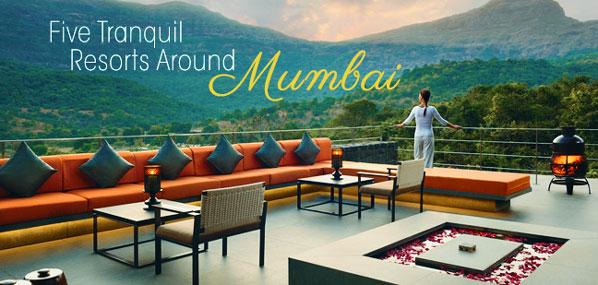 TraveLibro Travel Blog Five Tranquil Resorts Around Mumbai