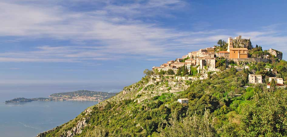 Travelibro Travel Blog Picturesque Villages Around The World Eze France