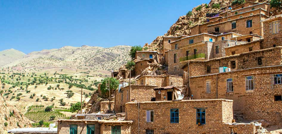 Travelibro Travel Blog Picturesque Villages Around The World Palangan Kurdistan Iran
