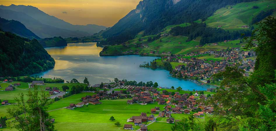Travelibro Travel Blog Picturesque Villages Around The World Wengen Switzerland