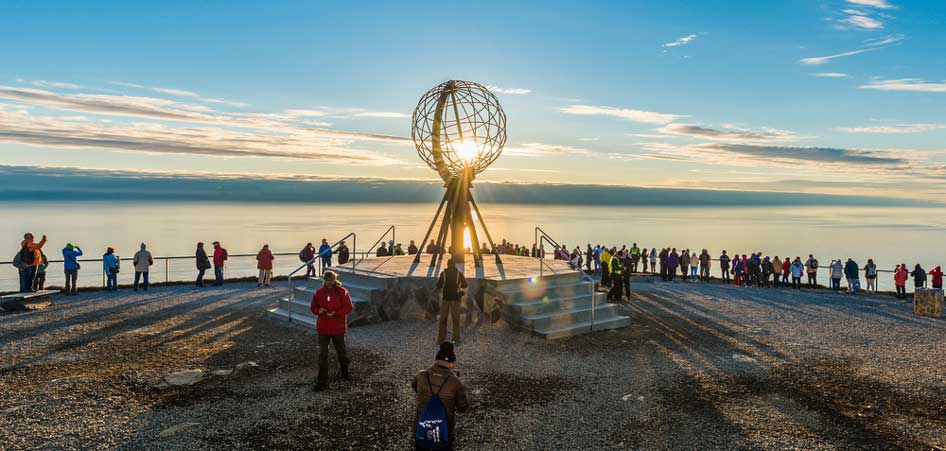 North Cape, Norway, Top 10 Soul Searching Destinations of the World, TraveLibro Travel Blog