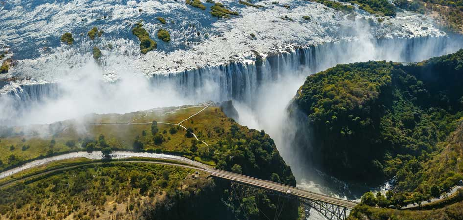 Victoria Falls and Chobe National Park, Top 10 Soul Searching Destinations of the World, TraveLibro Travel Blog