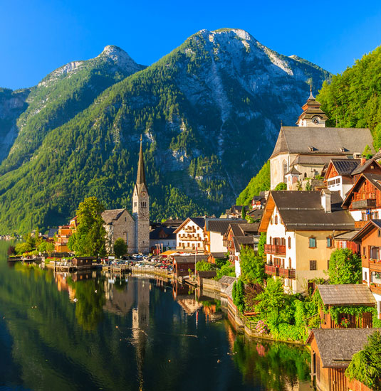 Picturesque Villages Around The World
