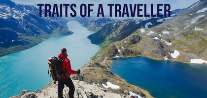 TraveLibro Five Traits Of A Typical Traveller