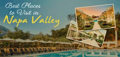 TraveLibro Top 5 Activities in Napa Valley