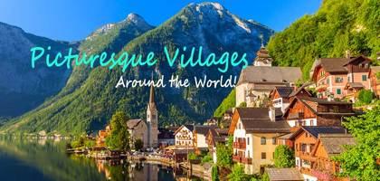 TraveLibro Picturesque Villages Around The World