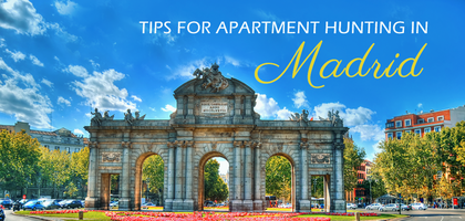 TraveLibro Tips for Apartment Hunting in Madrid