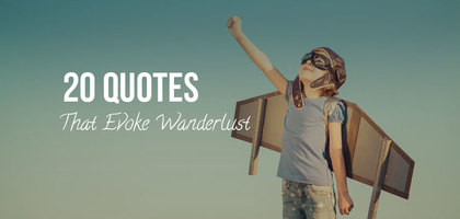 TraveLibro 20 Inspiring Travel Quotes