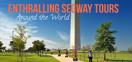 TraveLibro Best Cities To Explore On A Segway