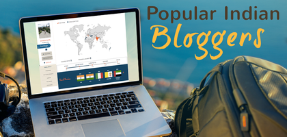 TraveLibro Top 15 Indian Travel Blogs You Should Follow