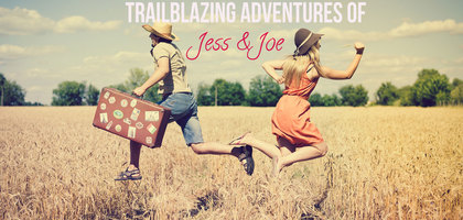 TraveLibro Interview with Jess and Joe, The Young Travelling Duo