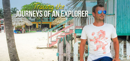 TraveLibro An Interview With Globetrotter Robert Michael Poole