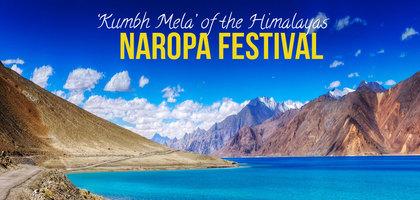 TraveLibro The Naropa Festival, Ladakh
