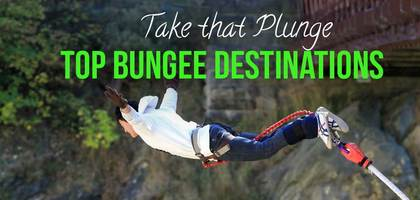 TraveLibro Best Bungee Jumping Spots Across The World