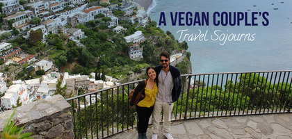 TraveLibro An Interview With The Vegan Couple, Justin Plus Lauren