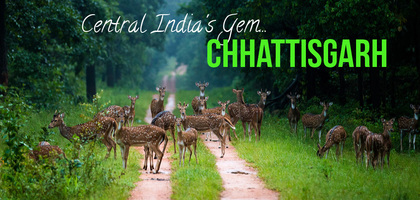 TraveLibro Top 10 Places To Visit In Chhattisgarh