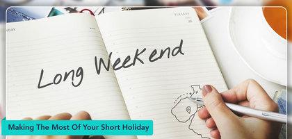 TraveLibro UK's Top Weekend Getaways