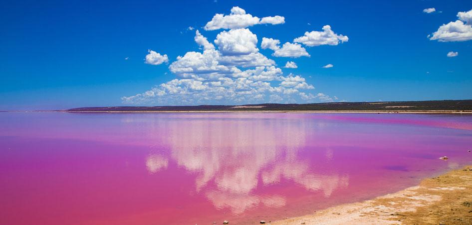 Lake Hillier, Western Australia, Top 10 Lakes In The World   TraveLibro Travel Blog