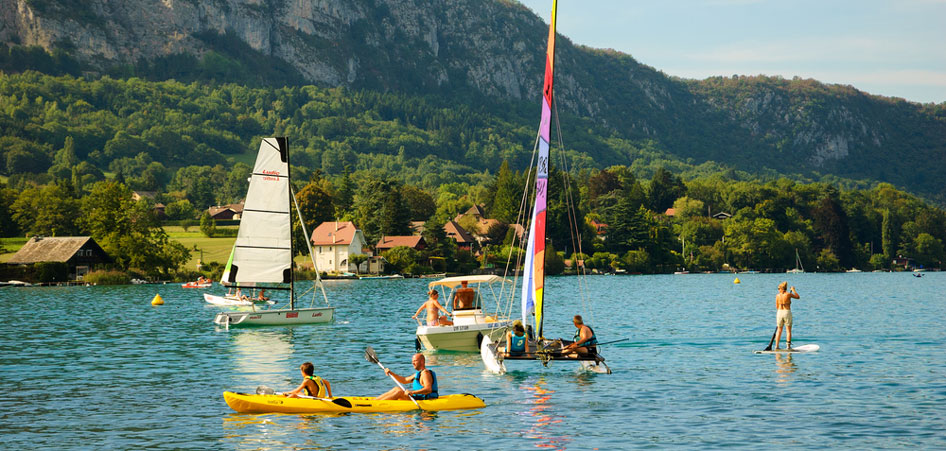 Lake Annecy, France, Top 10 Lakes In The World   TraveLibro Travel Blog