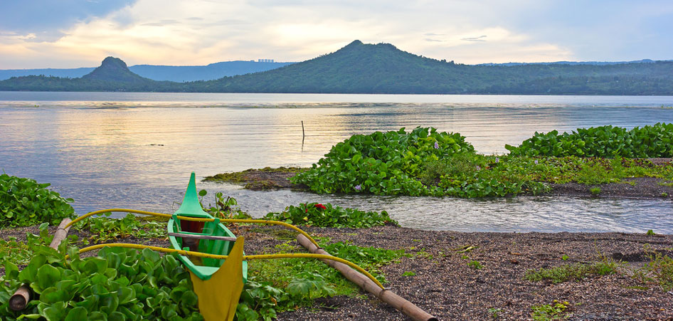 Taal Lake, Philippines, Top 10 Lakes In The World   TraveLibro Travel Blog