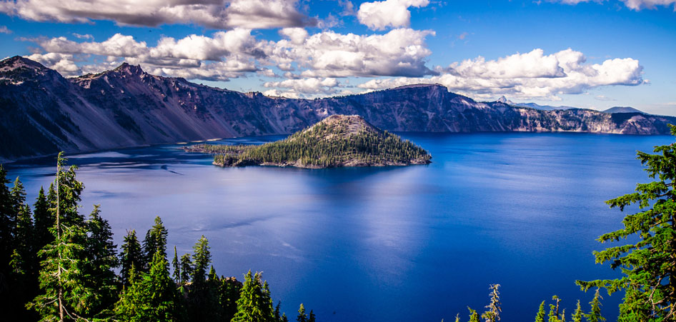 Crater Lake, USA, Top 10 Lakes In The World   TraveLibro Travel Blog