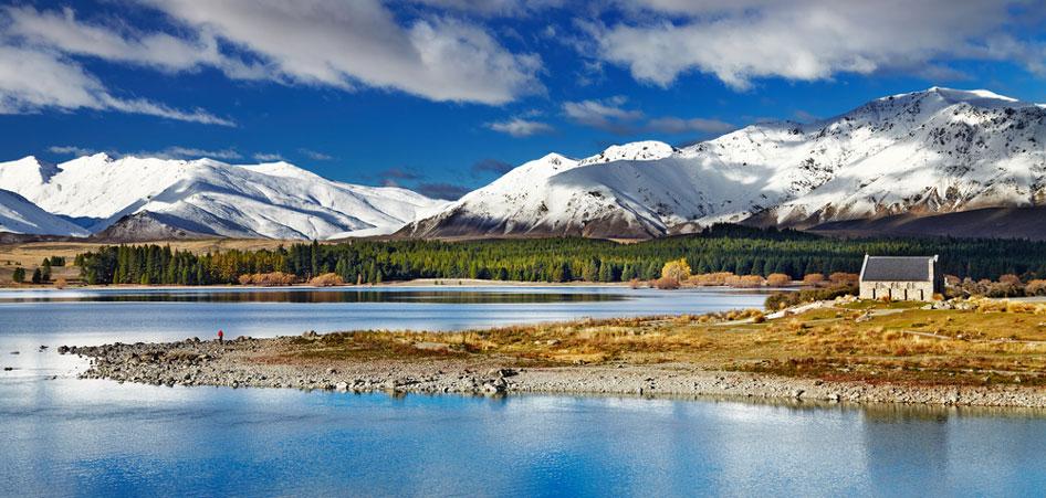 Lake Tekapo, New Zealand, Top 10 Lakes In The World   TraveLibro Travel Blog