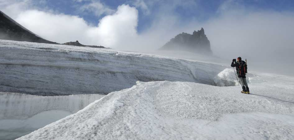Snæfellsjökull Glacier, Iceland | 15 Best Glacier Hikes In The World | TraveLibro Travel Blog