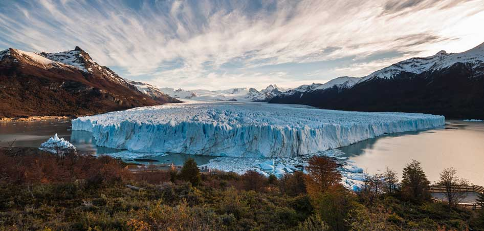 Perito Moreno Glacier, Argentina | 15 Best Glacier Hikes In The World | TraveLibro Travel Blog