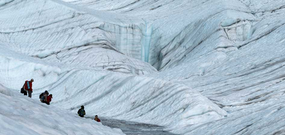 Root Glacier, Alaska | 15 Best Glacier Hikes In The World | TraveLibro Travel Blog