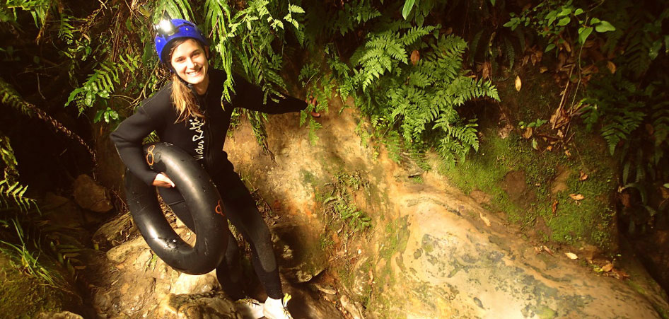 Black Water Rafting, New Zealand, Blogger Interview: Mimi McFadden's Slow Travels