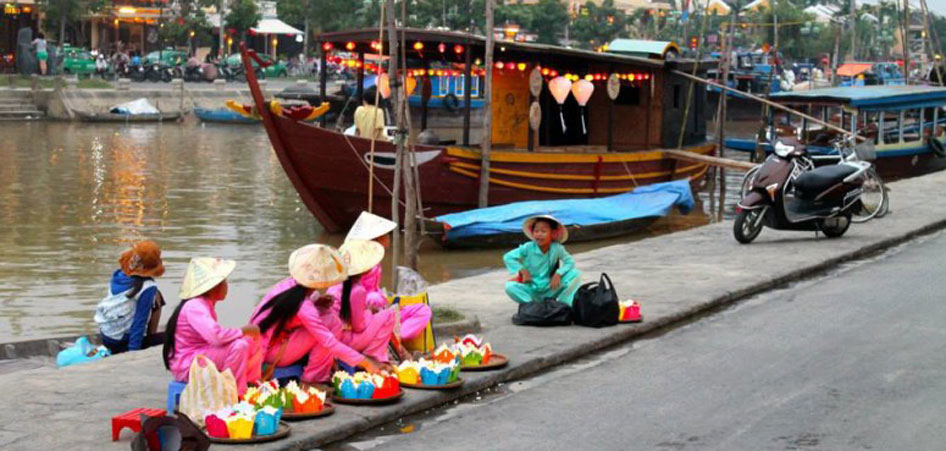 Hoi An, Vietnam, Blogger Interview: Mimi McFadden's Slow Travels