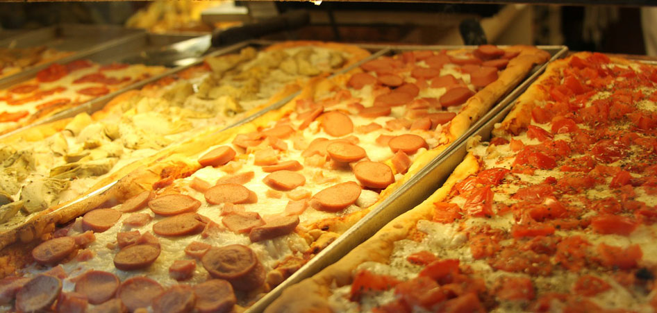 Pizza Zizza, Rome, Discover The Best Pizzerias In Italy | TraveLibro Travel Blog
