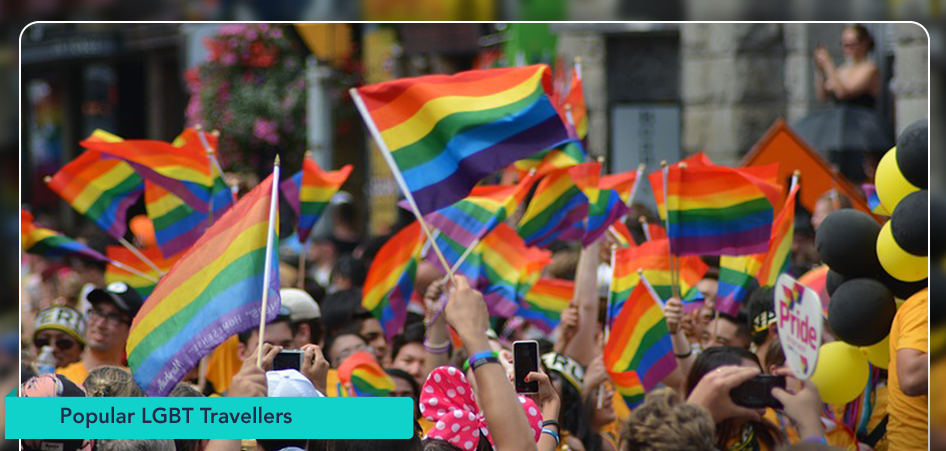 Top LGBT Travellers We Love | TraveLibro Travel Blog