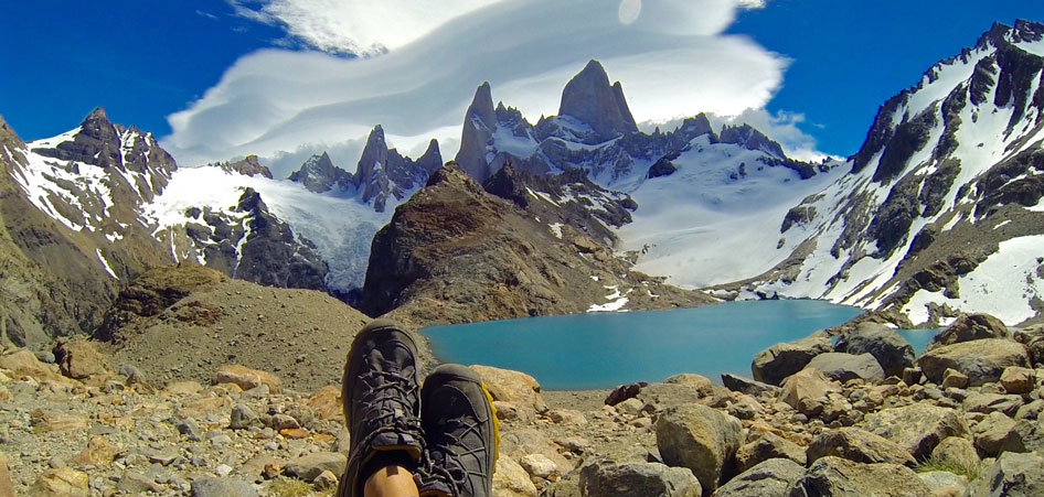 Fitz Roy Patagonia Argentina | Interview With Around the World With Justin | TraveLibro Travel Blog