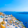 TraveLibro Greece Santorini featured city Romantic Santorini