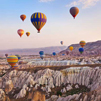 TraveLibro Turkey Cappadocia featured city Romantic Cappadocia