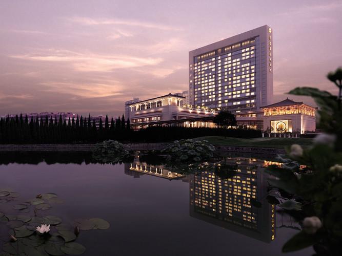 travelibro China Beijing Chengdu Chongqing Shanghai Xian CHINA HIGHLIGHTS & YANGTZE CRUISE Shangri-La_Xian.jpg