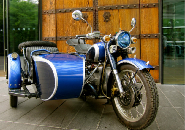 travelibro China Beijing Chengdu Chongqing Shanghai Xian CHINA HIGHLIGHTS & YANGTZE CRUISE beijing-sidecar-opposite-house-motorcycle.jpg