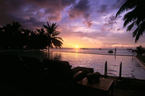 travelibro Maldives Male Club Med Kani, Maldives Sunset.jpg