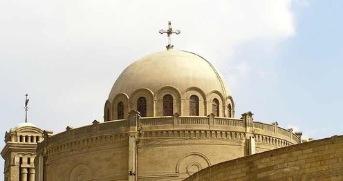 travelibro Egypt Cairo Private Tour: Visit Egyptian museum - Citadel of Saladin - Churches of St Sergio's - Hanging Church and Ben Ezra synagogue la_iglesia_colgada_en_cairo.jpg