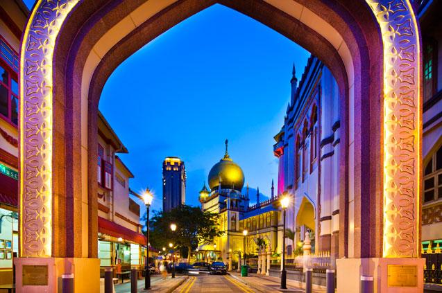 travelibro Singapore Singapore Singapore Budget Arab Street