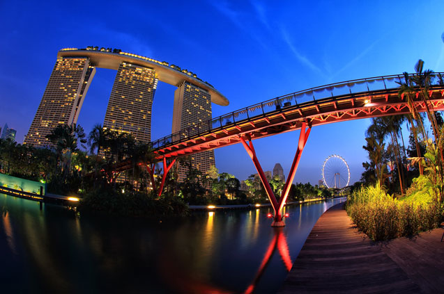 travelibro Singapore Singapore Singapore Backpacking Sands Casino