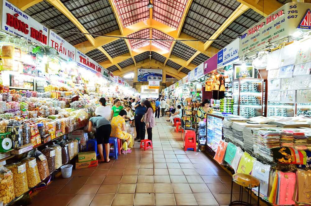 travelibro Vietnam Da Lat Hanoi Ho Chi Minh City Hoi An Hue Mui Ne Nha Trang Sa Pa Explore Vietnam Ben Thanh Market
