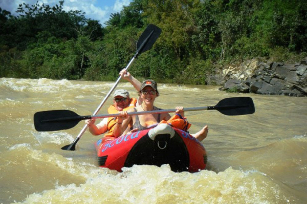 Rafting tour in nha trang via httpvietnam easytravel