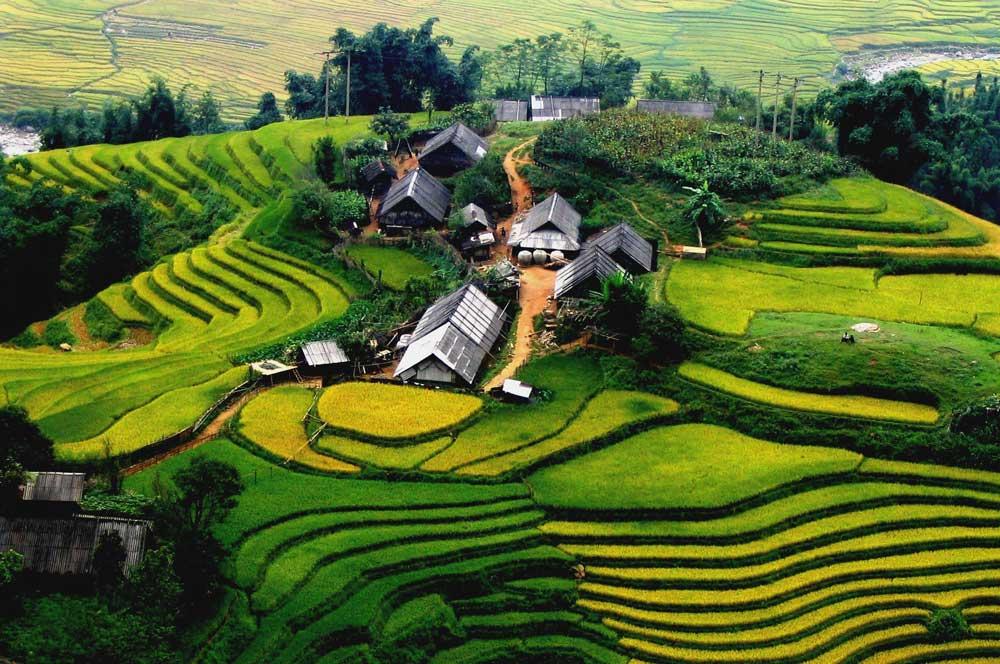 travelibro Vietnam Da Lat Hanoi Ho Chi Minh City Hoi An Hue Mui Ne Nha Trang Sa Pa Explore Vietnam Lao Chai Village