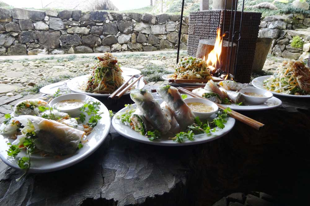 Sapa cooking class via httpwww.duckandroses