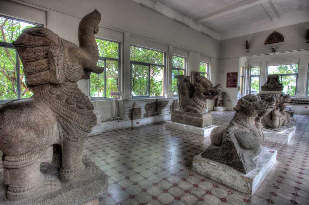 Museum of cham sculpture danang greg willis via flickr